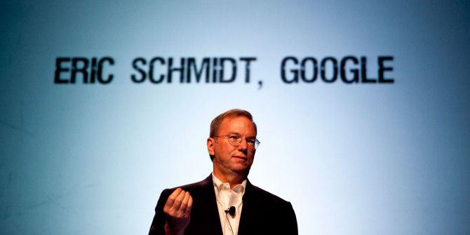 Eric Schmidt Uses Google+ To Show How To Switch From iPhone To Android