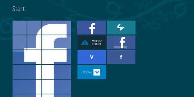 The Best Windows 8 Facebook Apps Compared [Weekly Facebook Tips]