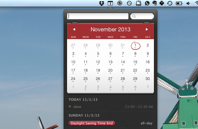 How To Instantly Add Anything To Your Mac's Calendar fantastical main