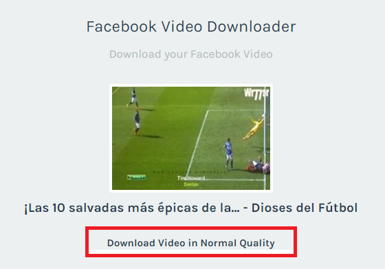 5 Ways to Download Videos From Facebook fbdown