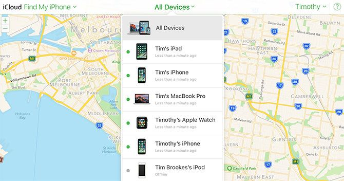 track iphone location - Find My iPhone