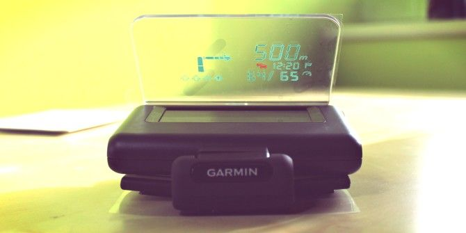 Garmin Head-Up Display (HUD) Review and Giveaway