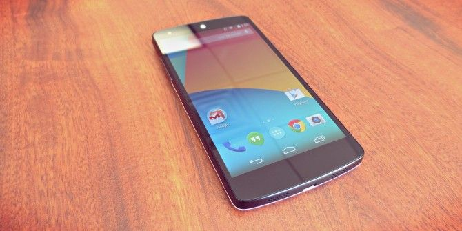 Google Nexus 5 Review and Giveaway