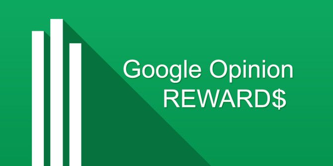 Answer Surveys To Receive Play Store Credit With The New Google Opinion Rewards App