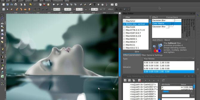 Create Scalable Graphics With Open-Source, Cross-Platform Tool Inkscape