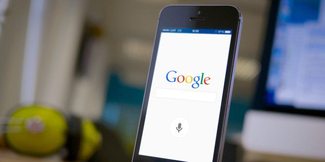 Start A Smooth Hands Free Conversation With The Improved Google Search App For iOS