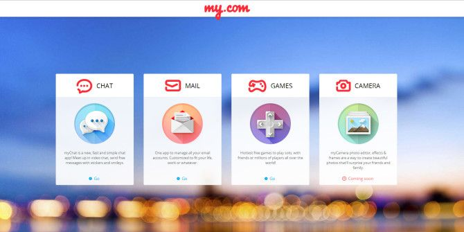 Mail.Ru Launches My.Com In US With myMail, myChat and myGames