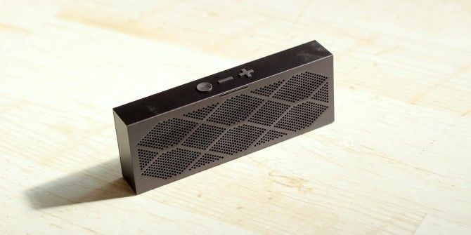 Jawbone Mini Jambox Review and Giveaway