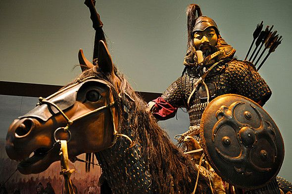 mongolwarrior