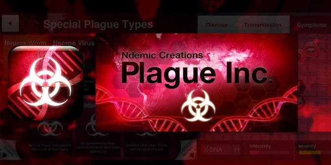 Pick A Disease & Wipe Out Humanity in Plague Inc.