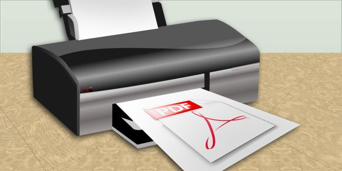 How to Print to PDF From Windows 8 Desktop & Modern Apps