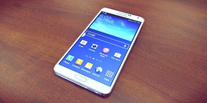 Samsung Galaxy Note 3 N9000 Review and Giveaway