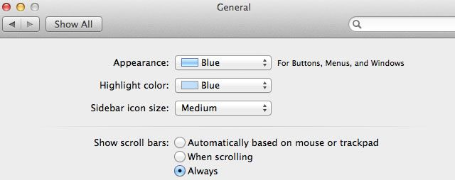 5 OS X Mavericks Quirks, And How To Deal With Them scrolling settings
