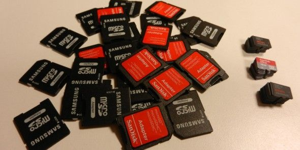 10 Things To Know About Digital Camera Memory Cards