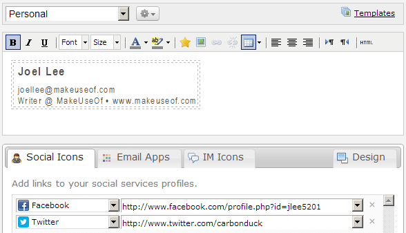 social-email-wisestamp