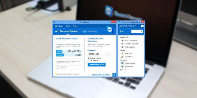 TeamViewer 9 Beta Launches With Tabs, Notifications, Wake-on-LAN & File Transfer