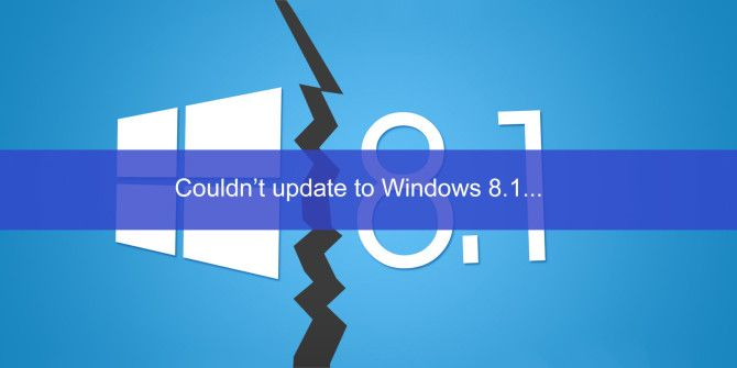 Overcome Windows 8.1 Upgrade Errors With A Legal ISO Download