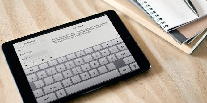 WriteRoom for iOS: A Minimal, Productive Text Editor for iPhone & iPad