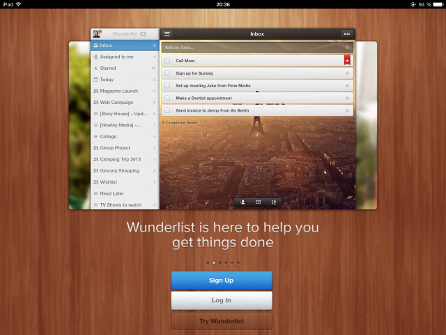 Wunderlist Is A Compelling Alternative To Plain Old iOS Reminders wunderlist3