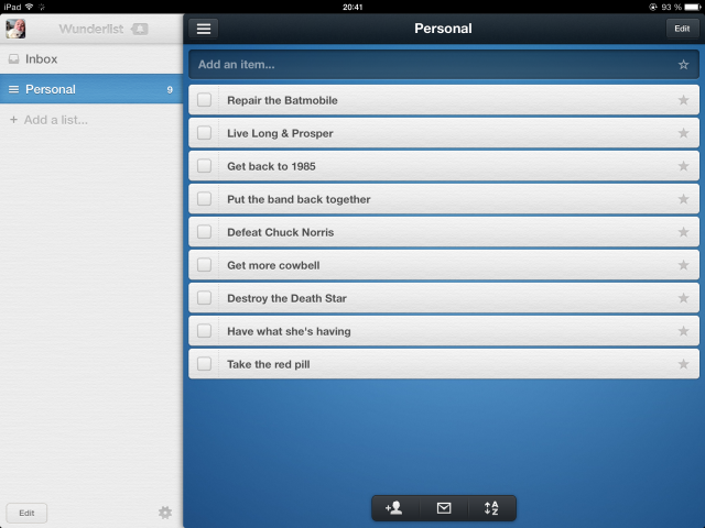 Wunderlist Is A Compelling Alternative To Plain Old iOS Reminders wunderlist5
