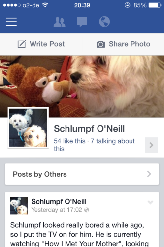 Facebook Pages Manager Gets iOS7 Do-Over & Tagging In Posts 2013 12 17 20