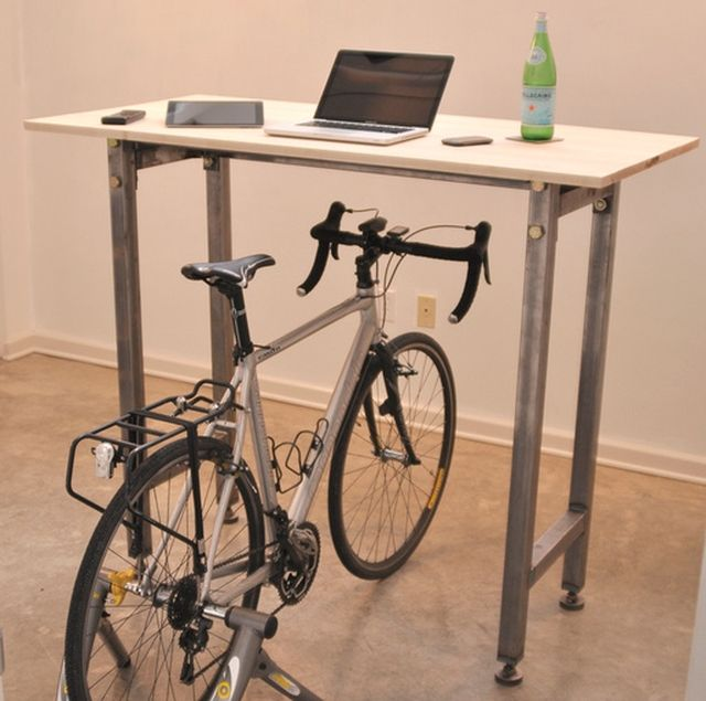7.3 bike trainer at desk 2