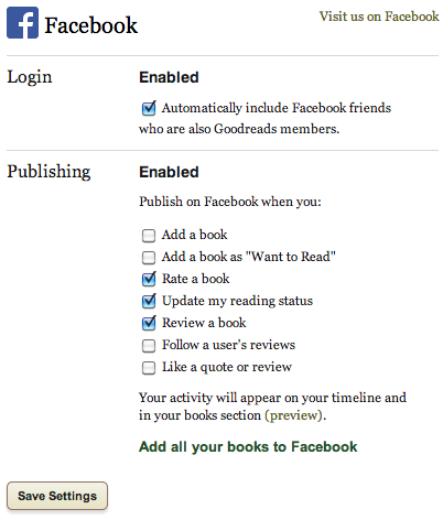 Everything You Need To Know About Connecting Goodreads