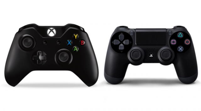PS4-XboxOne-Controllers