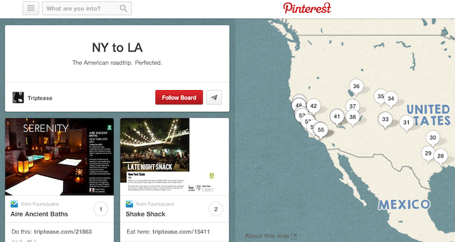 5 Creative Uses For Pinterest's New Place Pins