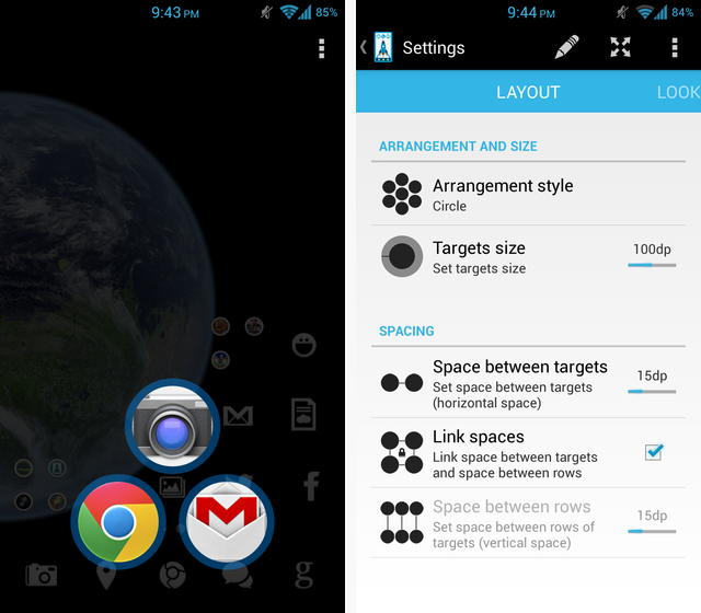 4 Gesture-Based Launchers For Android Compared
