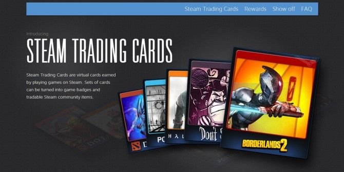 Turn Your Steam Trading Cards Into What You Really Want