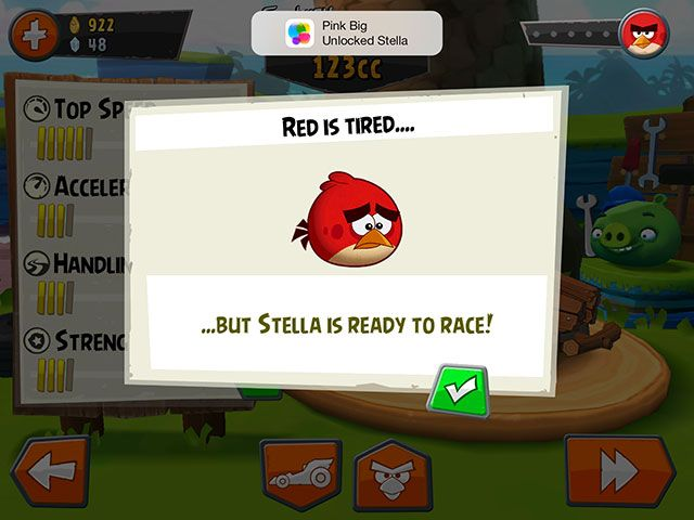 Angry Birds Go! Review: Can The Birds Survive The Free-to-Play Jump? ab go energy