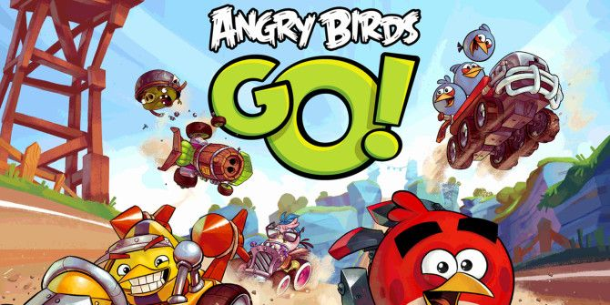 Angry Birds Go! Review: Can The Birds Survive The Free-to-Play Jump?