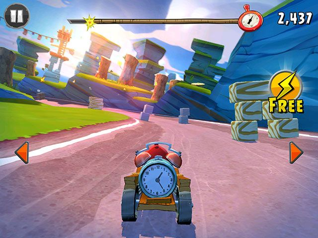 Angry Birds Go! Review: Can The Birds Survive The Free-to-Play Jump? ab go race