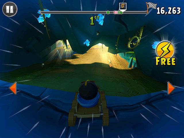 Angry Birds Go! Review: Can The Birds Survive The Free-to-Play Jump? ab go race2