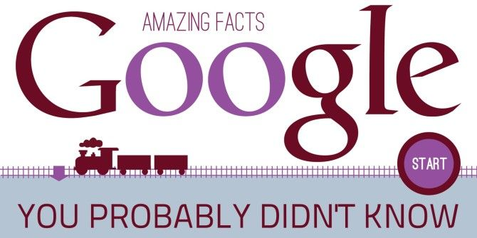 10 Amazing Facts About Google You Probably Didn't Know