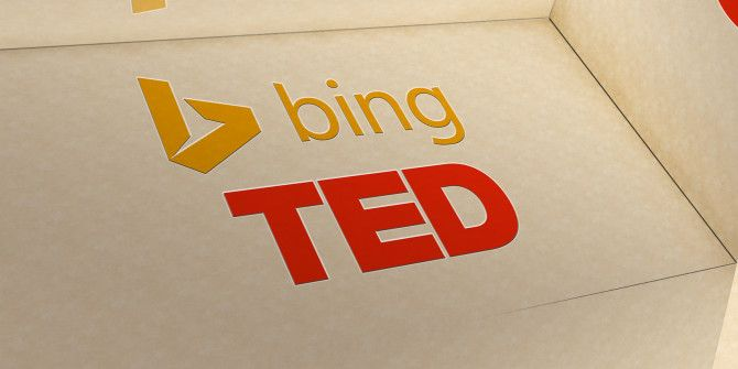 Bing Adds TED Talks To Search Results