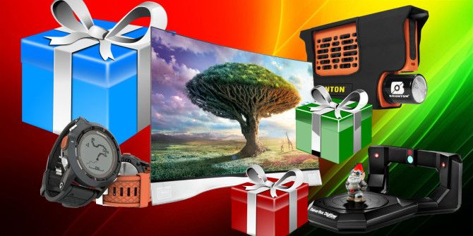 Holiday Shopping List: For Those Who Live At The Bleeding Edge Of Tech