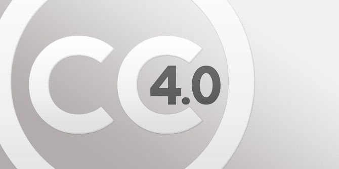 Creative Commons 4.0 Licenses Are More Global & User-Friendly