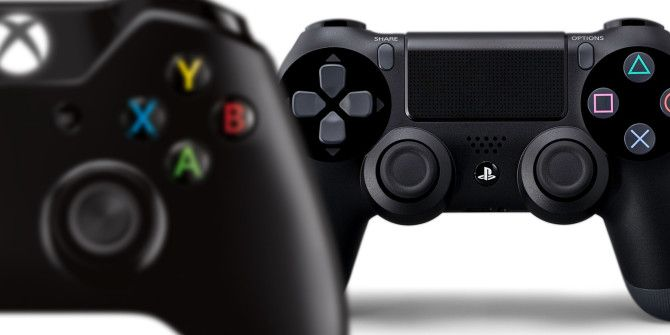 Controller Wars: PS3 vs PS4, Xbox 360 vs Xbox One
