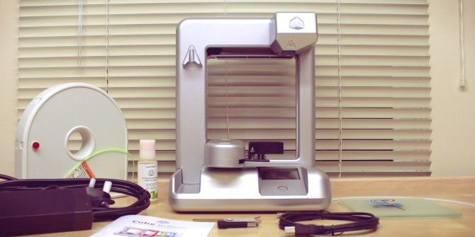 Cubify Cube 3D Printer Review and Giveaway