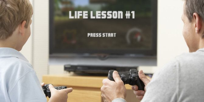 6 Life Lessons You Can Learn From Gaming