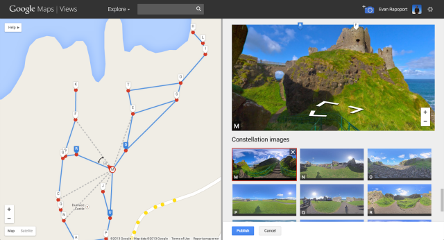 Build Your Own Google Street View Using An Android Phone Or DSLR Camera googlemaps3