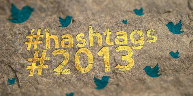 What Do We Care About? The 7 Most Memorable Twitter Hashtags of 2013