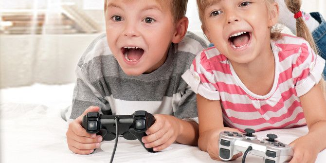 4 Perfect Games to Introduce Your Toddler to the World Of Gaming