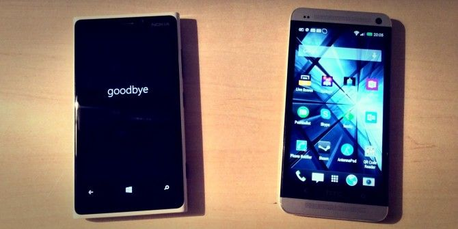 Why I Quit Windows Phone And Switched To Android