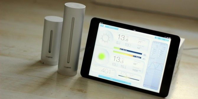 Netatmo Weather Station Review and Giveaway
