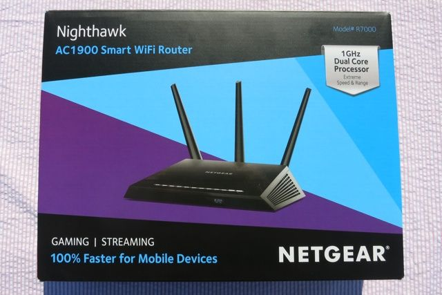 netgear nighthawk r7000 ac wireless router review
