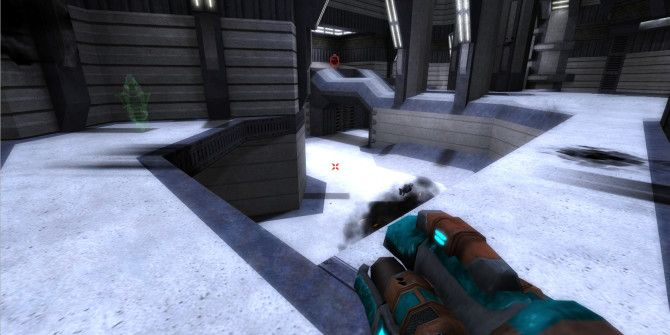 Nexuiz: A High Quality Futuristic Shooter With Linux, Mac, And PC Support