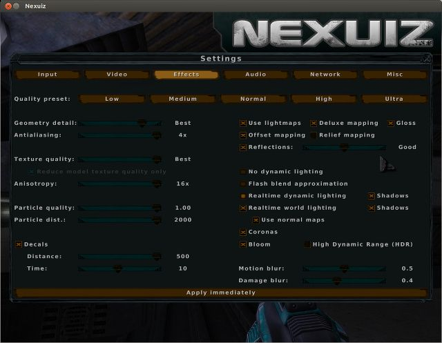 nexuiz_settings